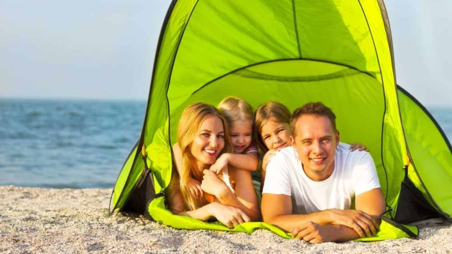 Best Beach Tent for Family of 2018 Complete Reviews with Comparison