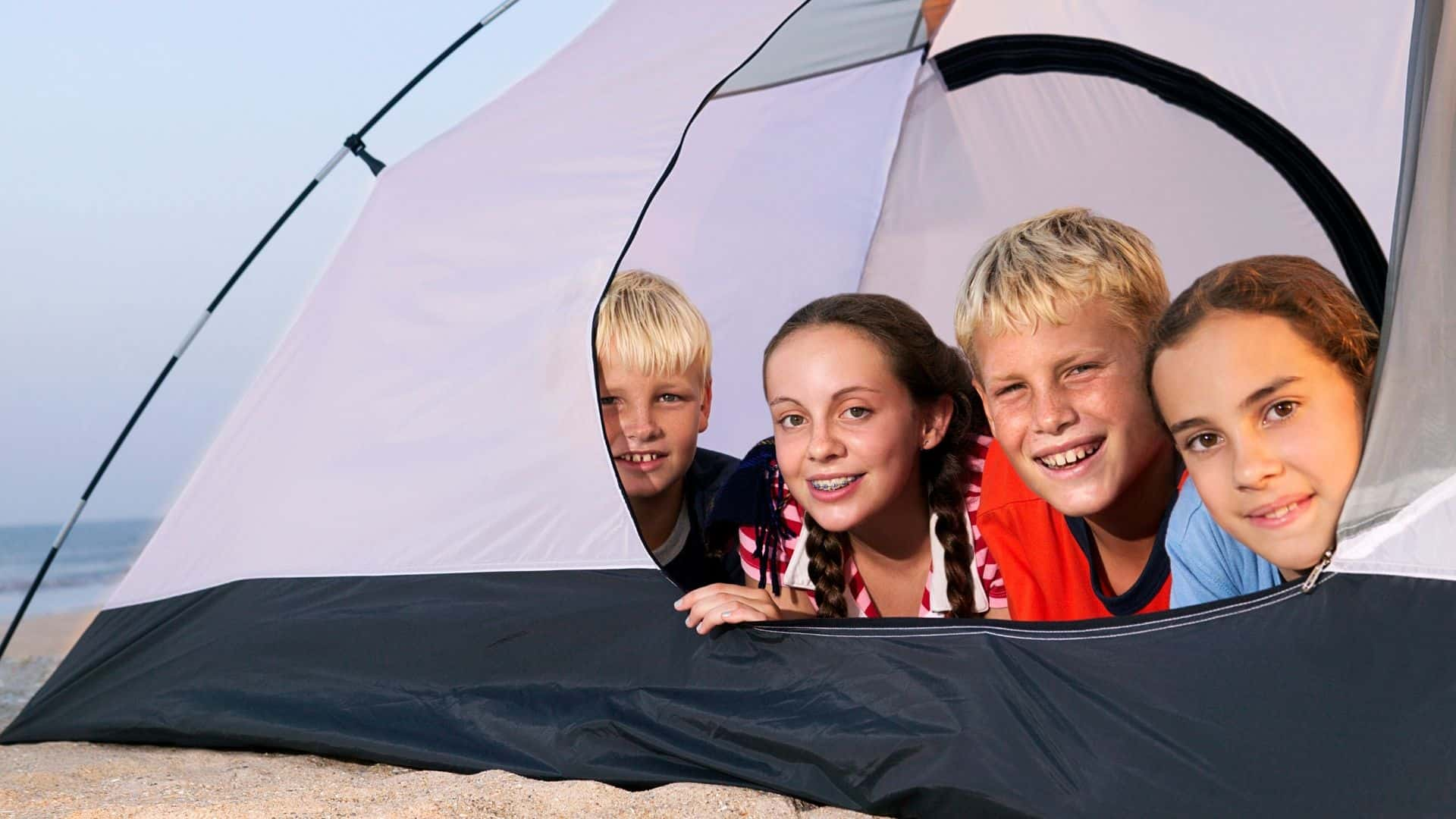 Shade Shack Instant Beach Tent Review
