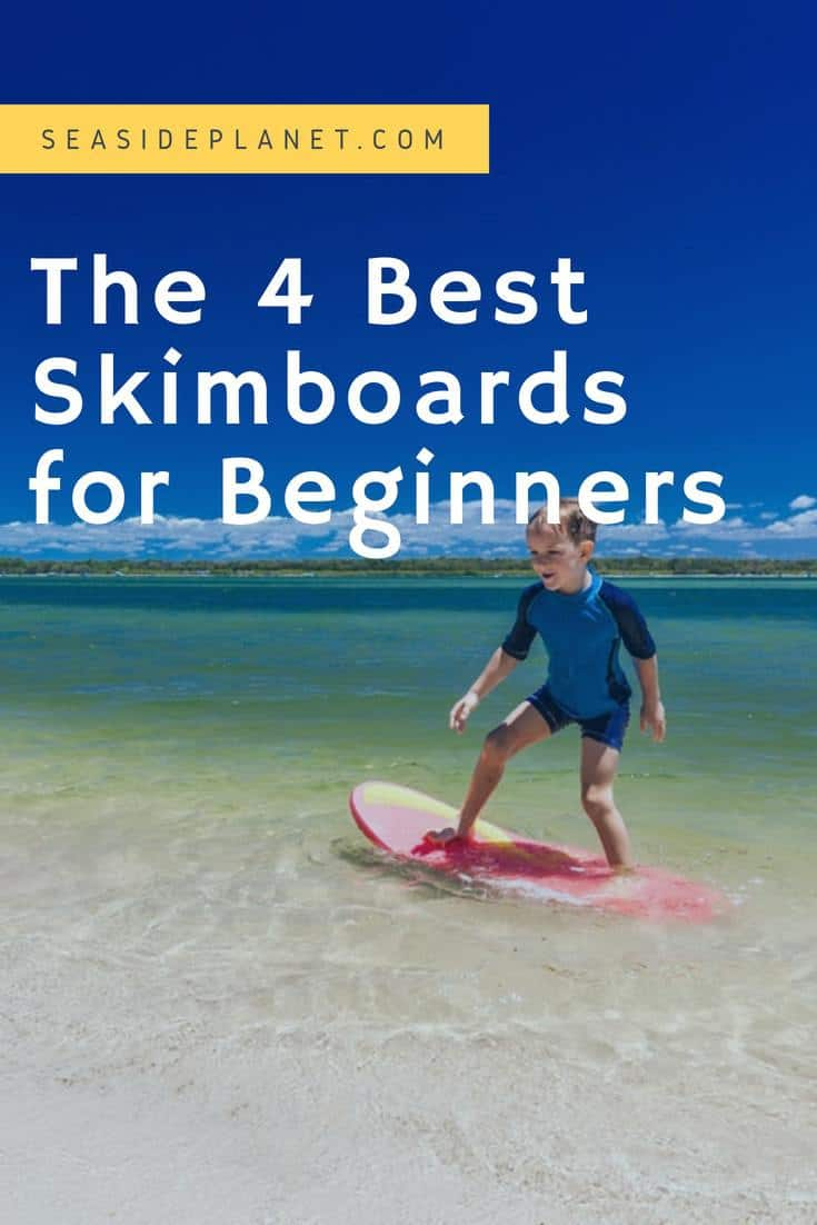 The 5 Best Skimboards for Beginners