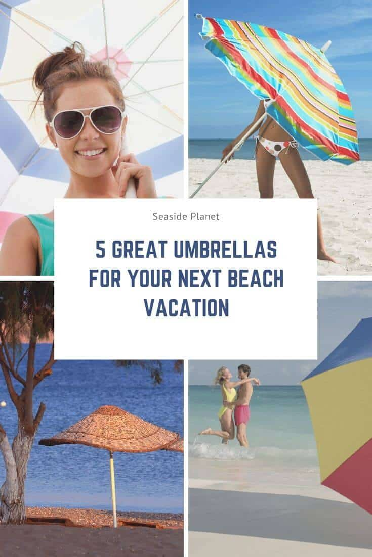Best Beach Umbrella of 2020: Reviews with Comparisons