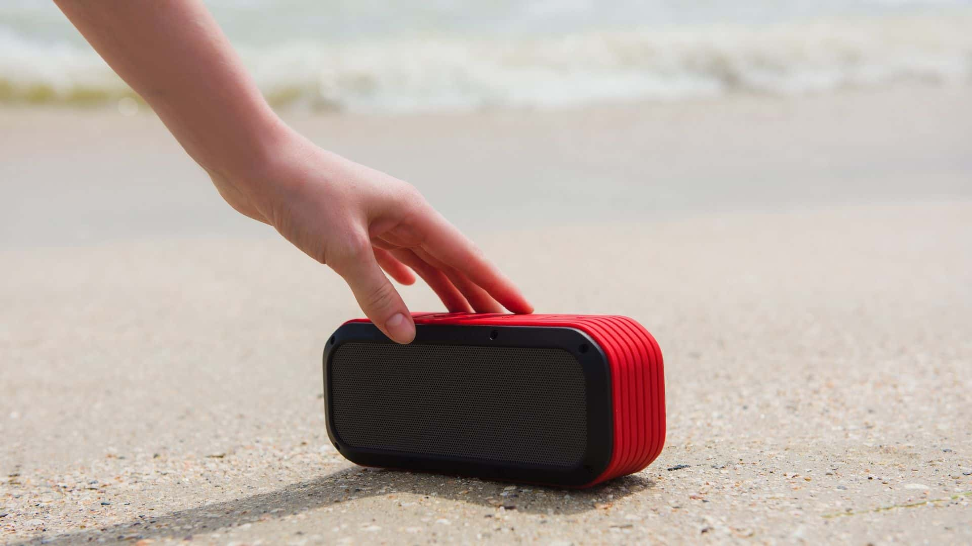 best portable speaker for the beach
