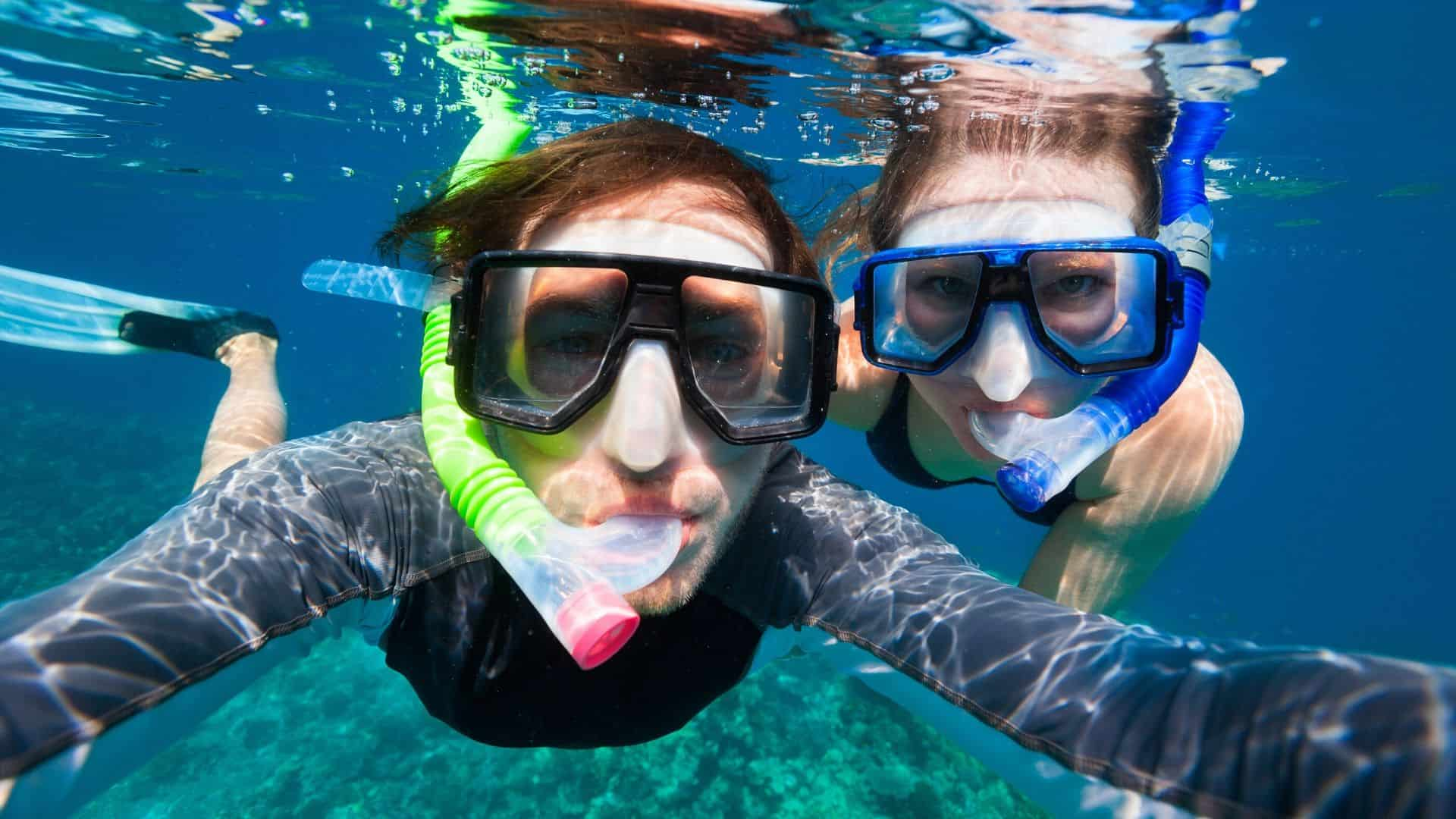 best snorkels for beginners