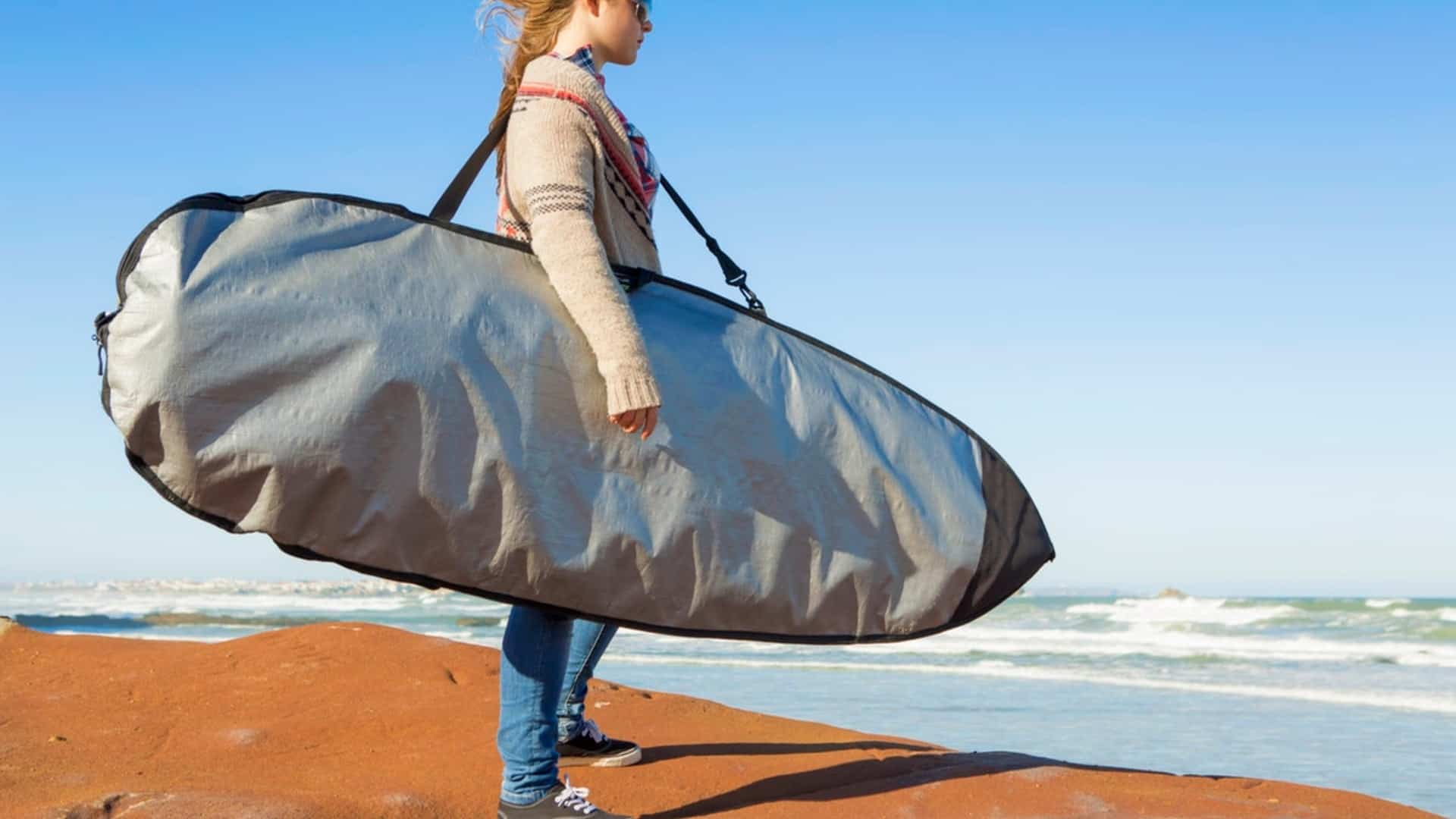 best surfboard travel bags