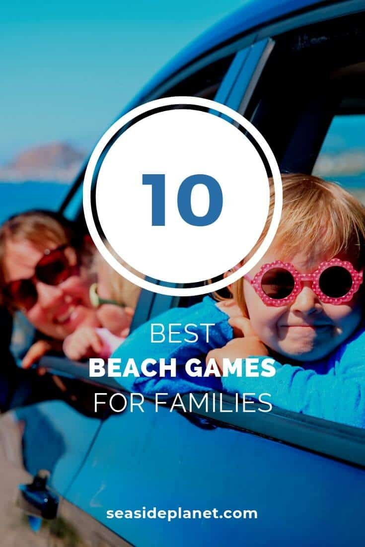 The 10 Best Beach Games for Families of 2021