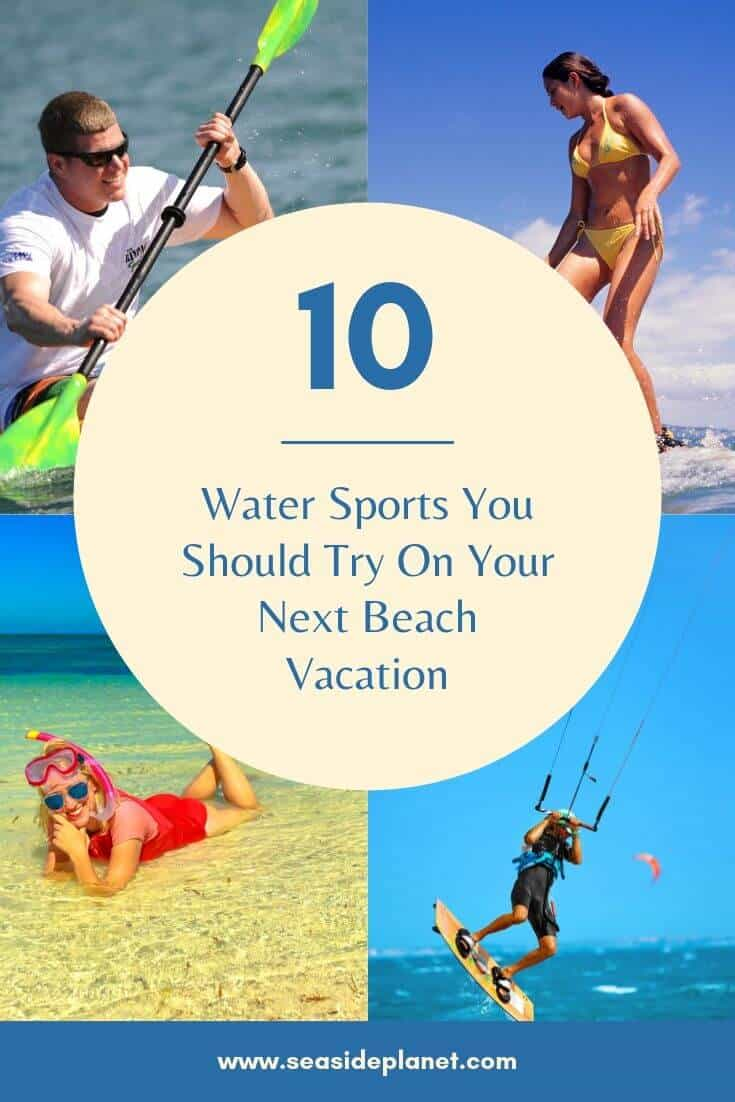 Top 10 Water Sports You Should Try in 2020