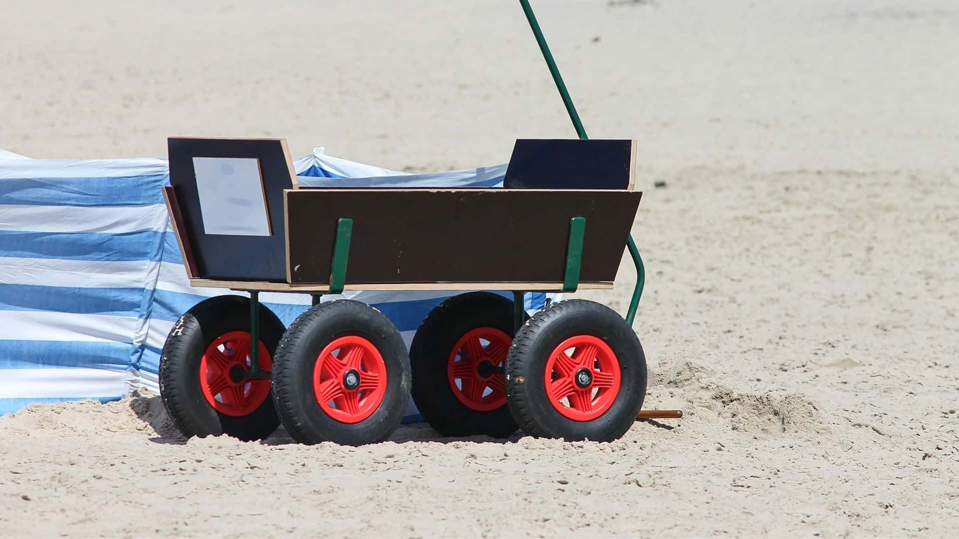 Beach Carts For Soft Sand