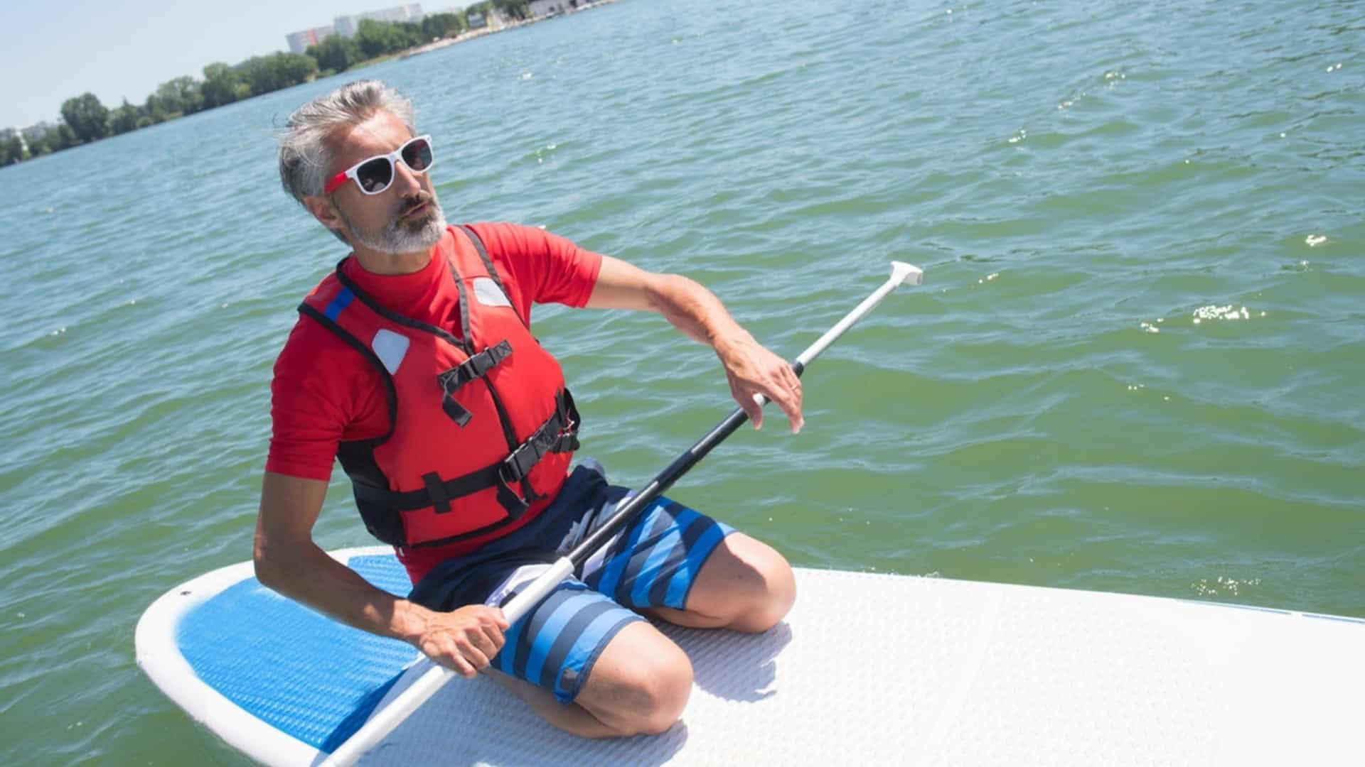 Life Jackets for SUP
