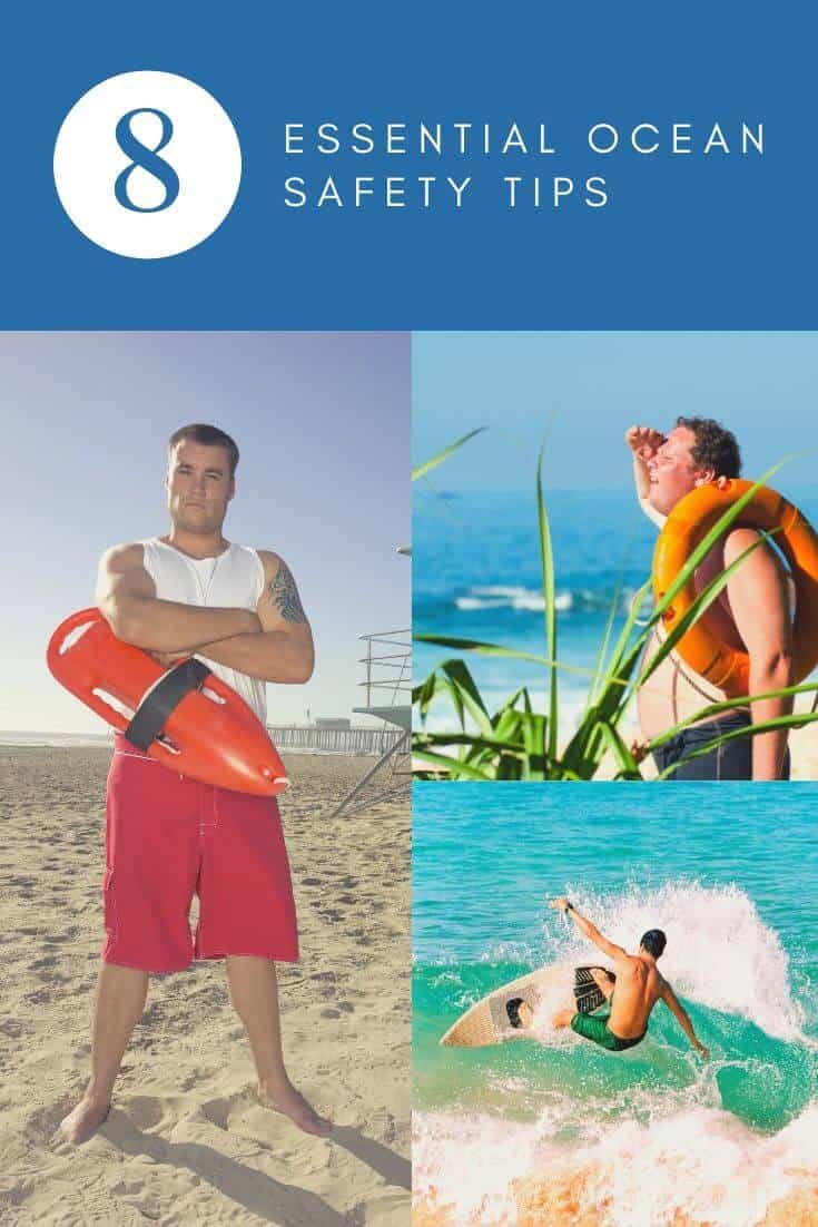A day at the beach should be fun, not full of worry and anxiety. If you want to enjoy the sun, water, and sand, pay attention to these beach safety tips. #BeachLife #Beach