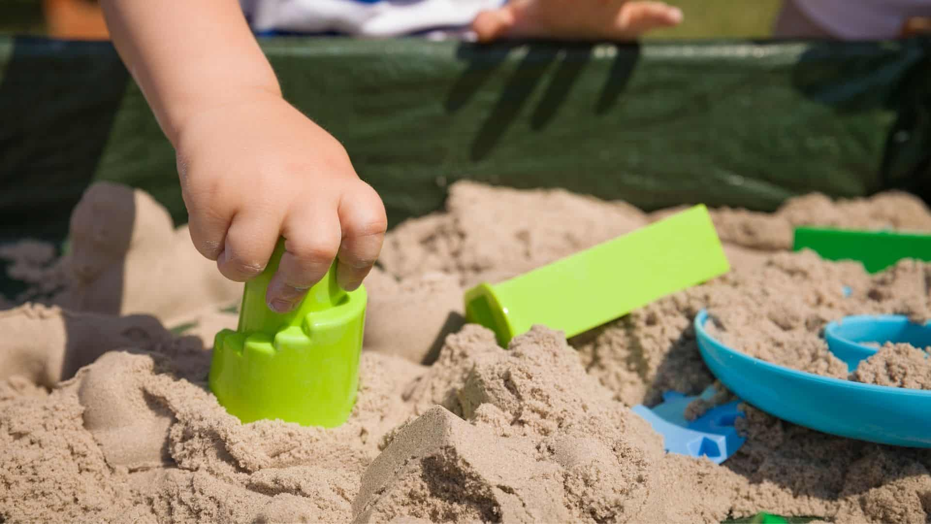 beach activities for preschoolers