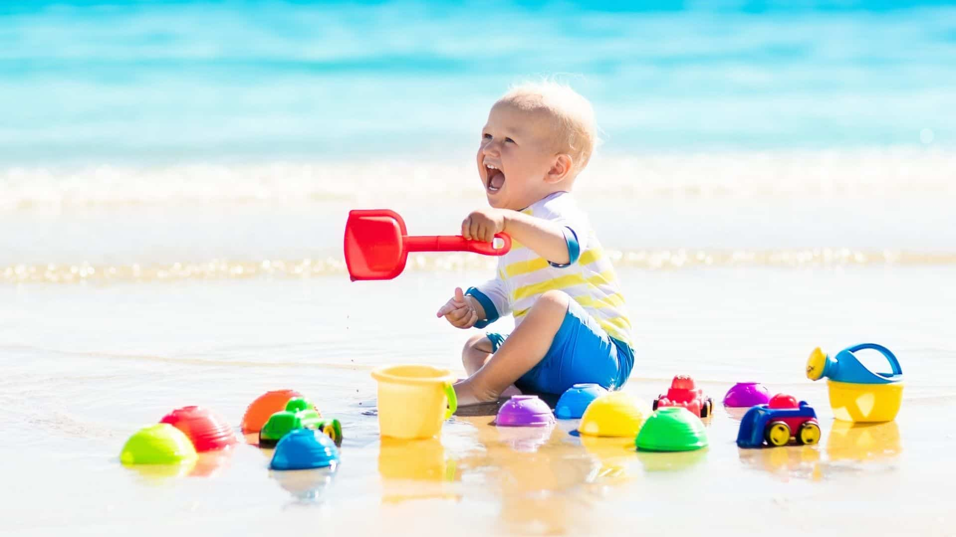 The Best Beach Gear For Toddlers