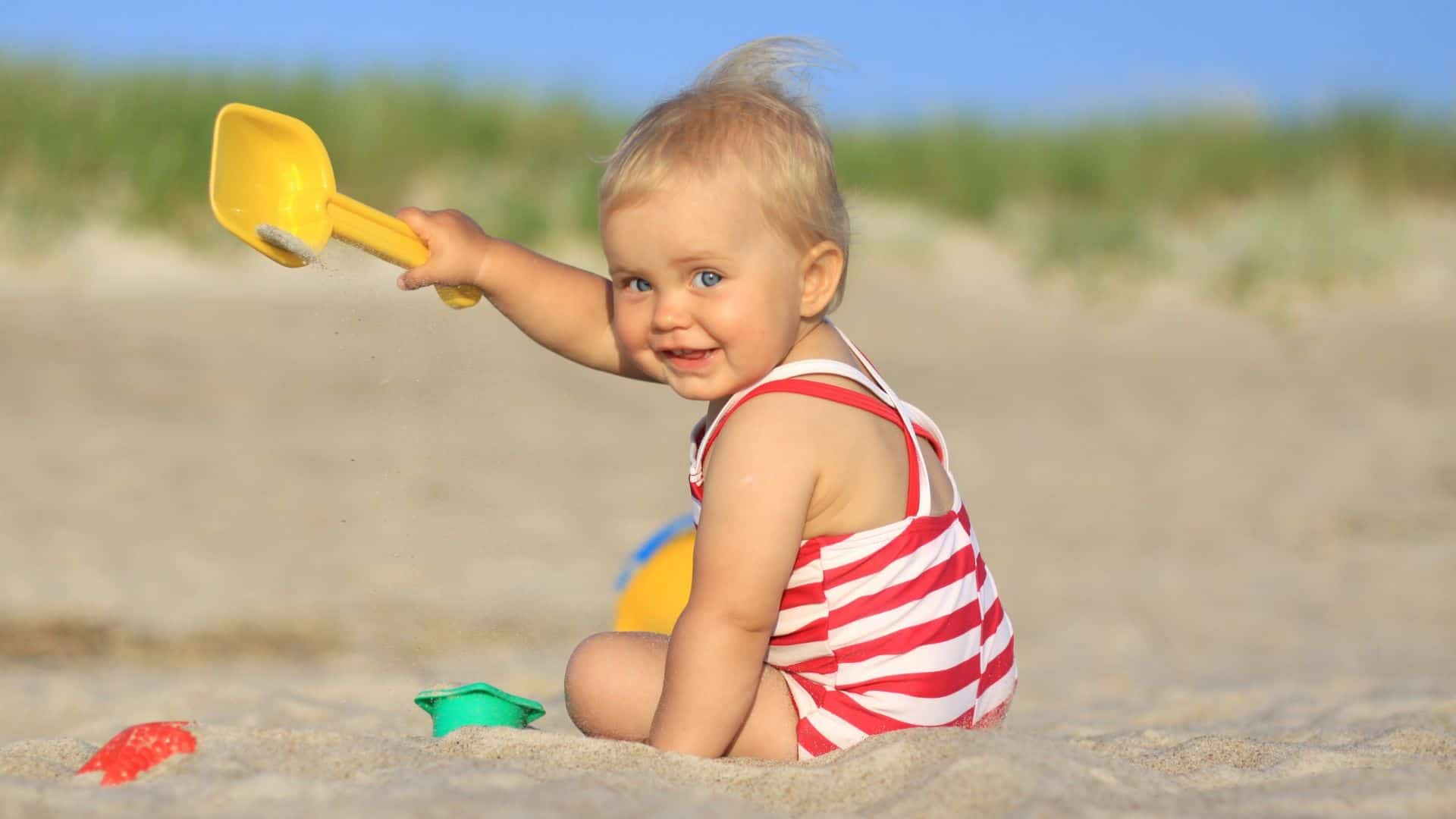 Tips for the Best Beach Vacations with Toddlers