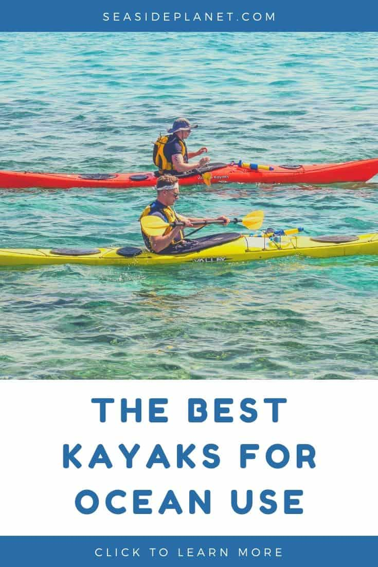 7 Best Kayaks for Ocean Use: 2020 Buyers Guide