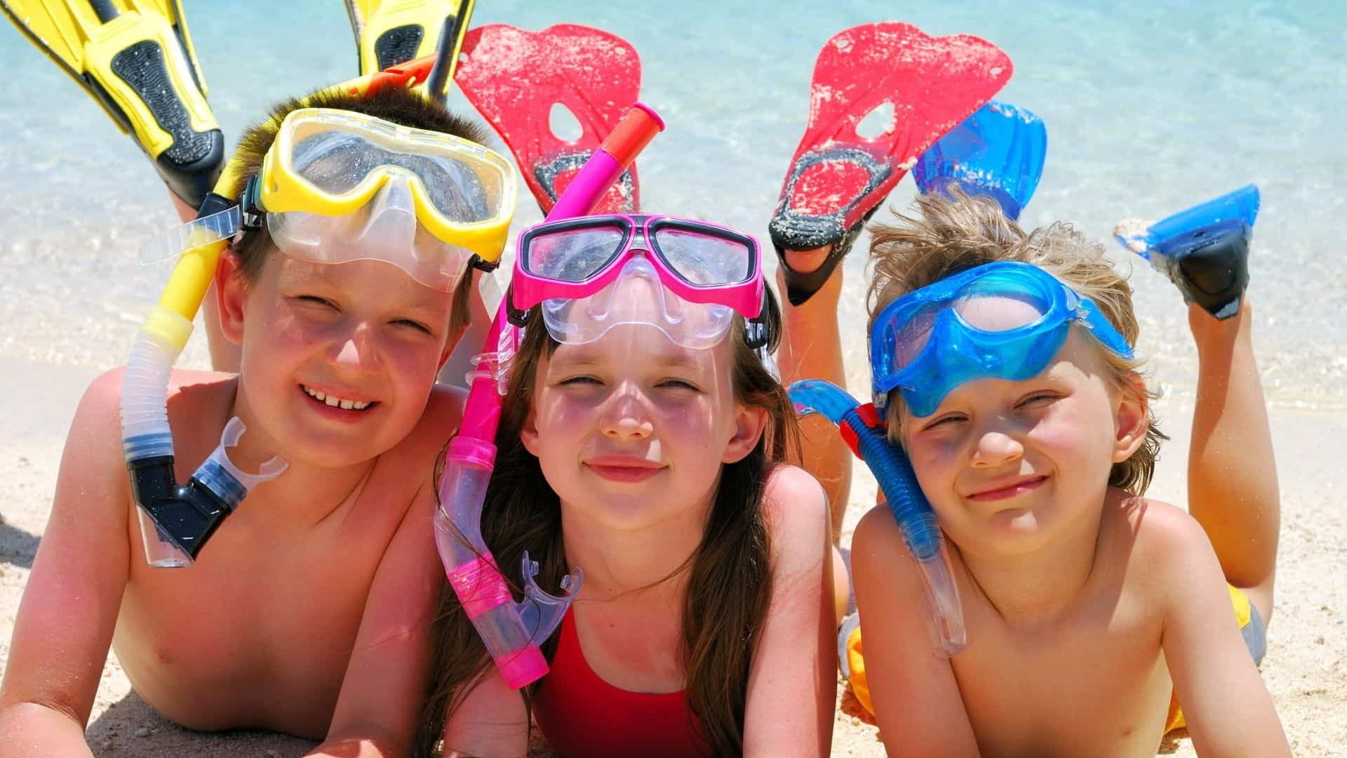 best snorkel sets for kids