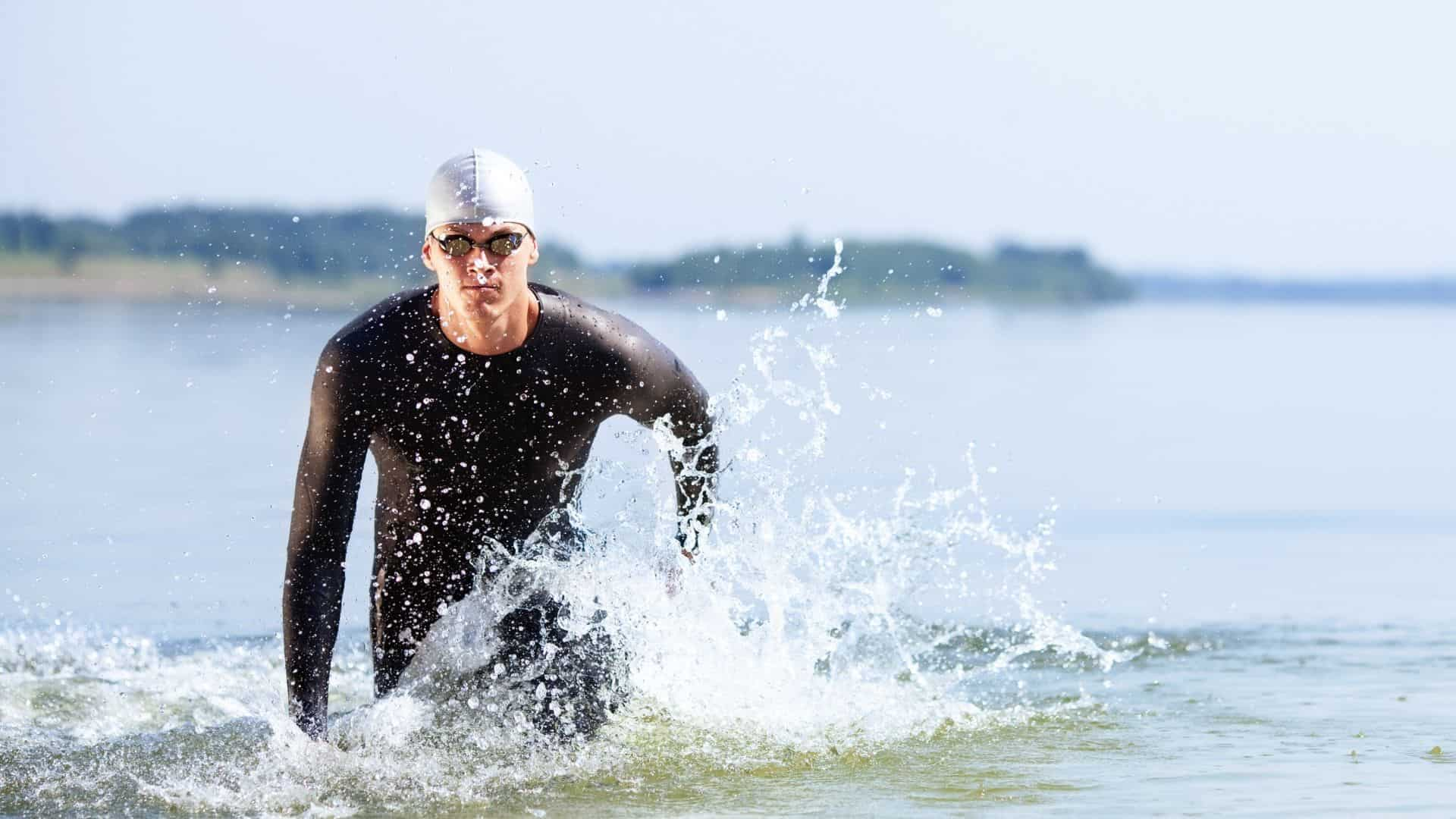 Best Wetsuit for a Beginner Triathlete