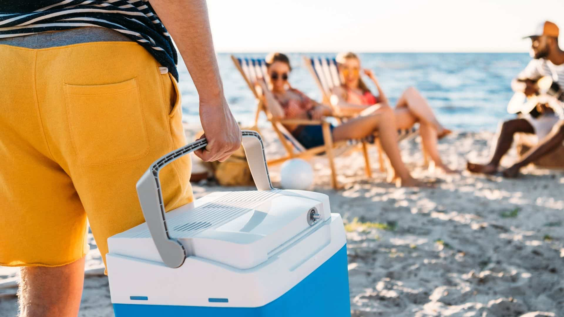 best yeti cooler for the beach