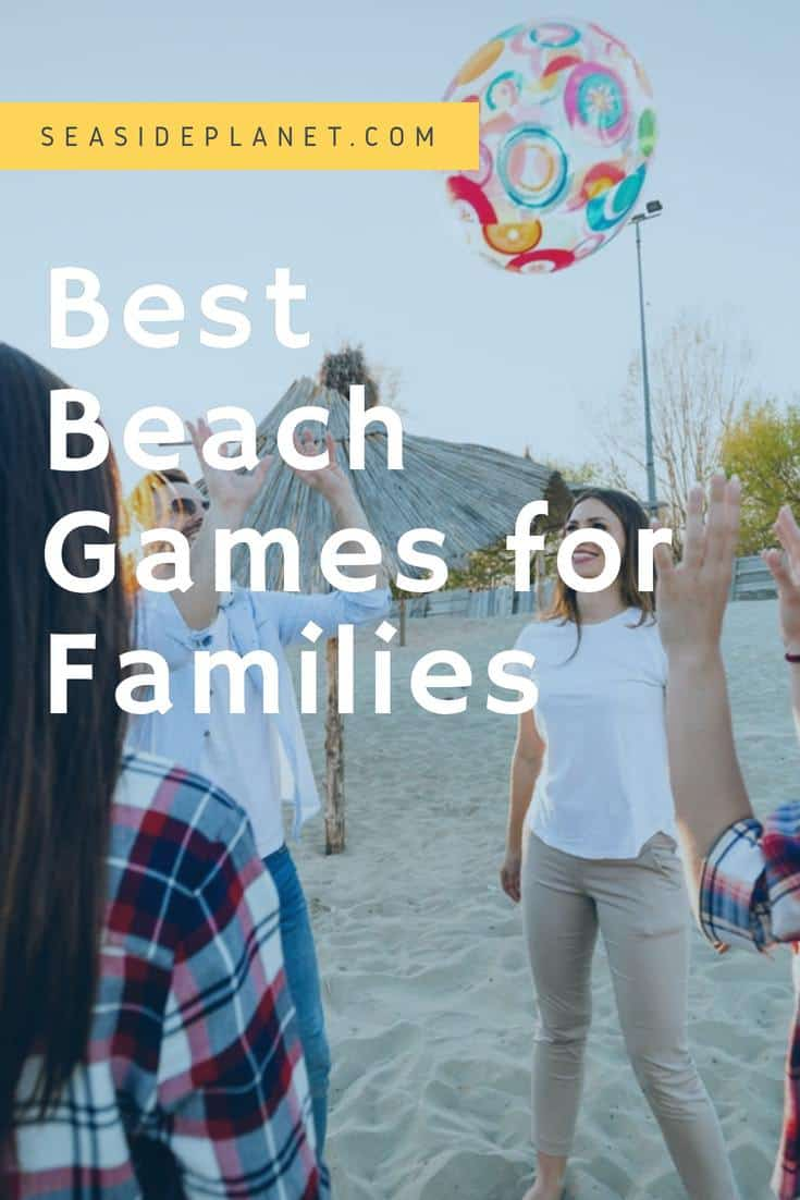 The Best Beach Games for Families of 2019