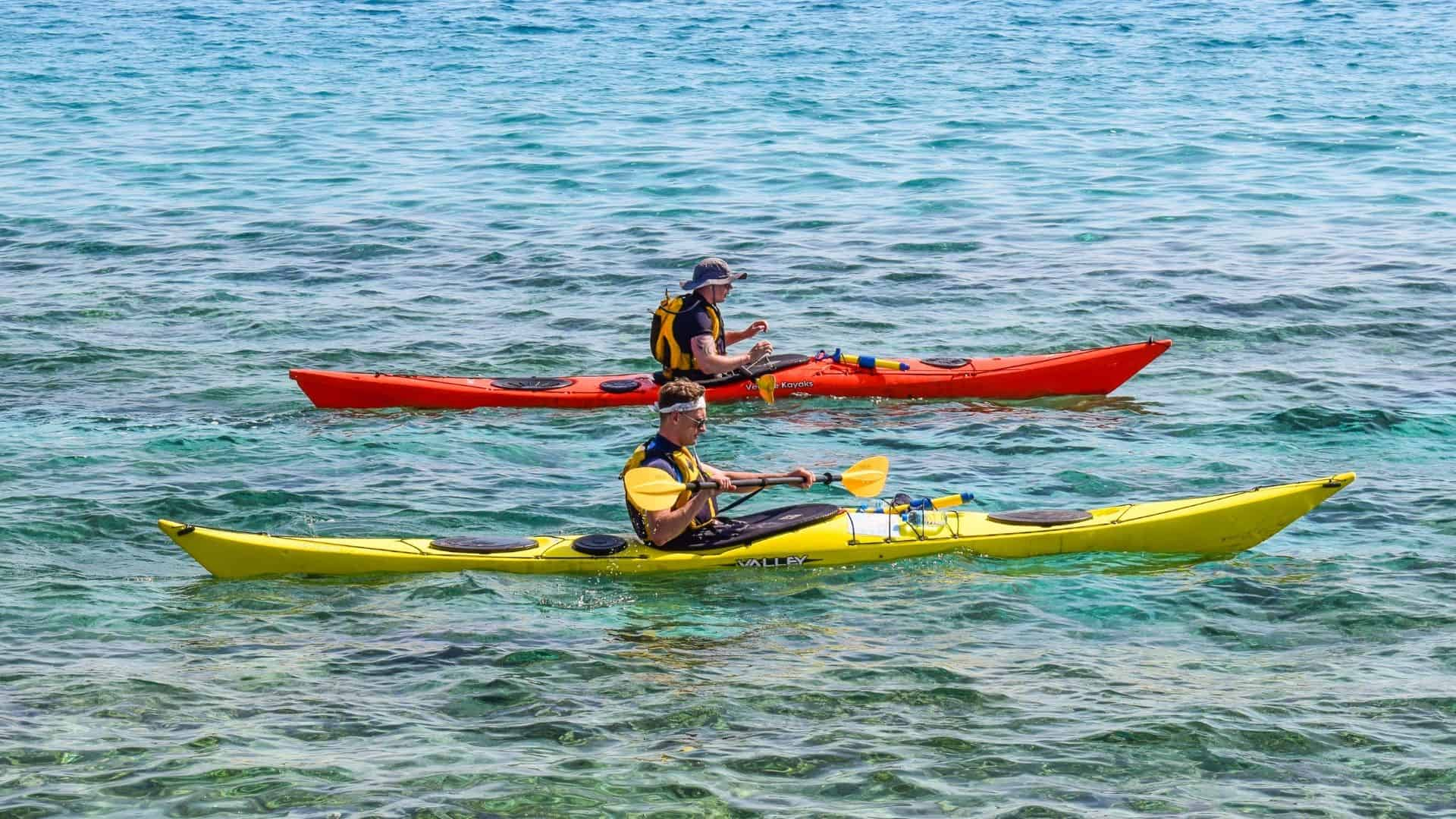 kayaks for ocean use
