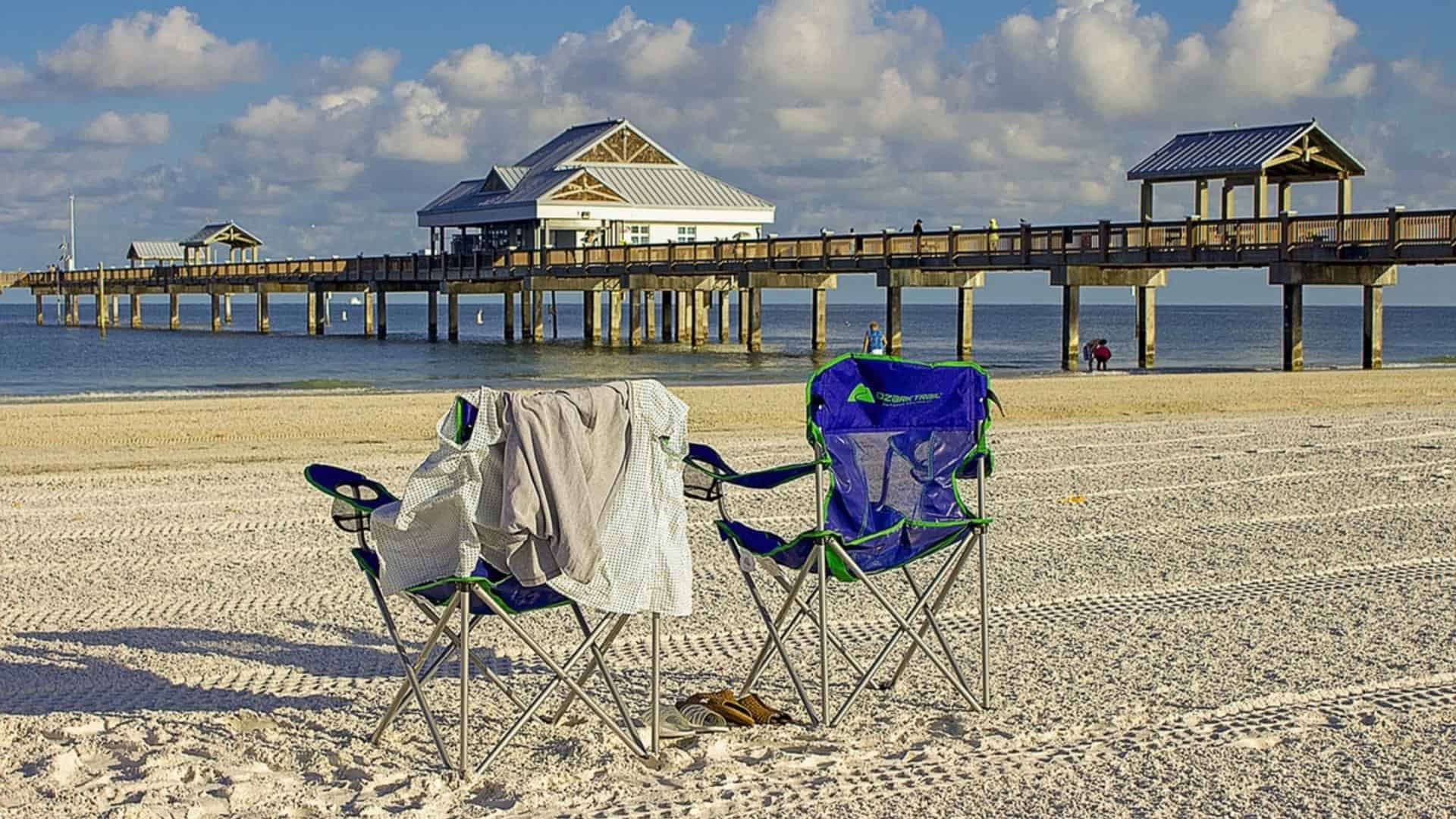packable beach chair
