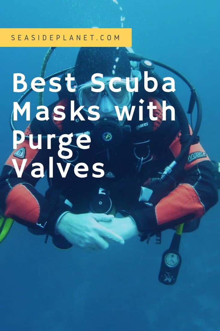 Best Scuba Masks with Purge Valves