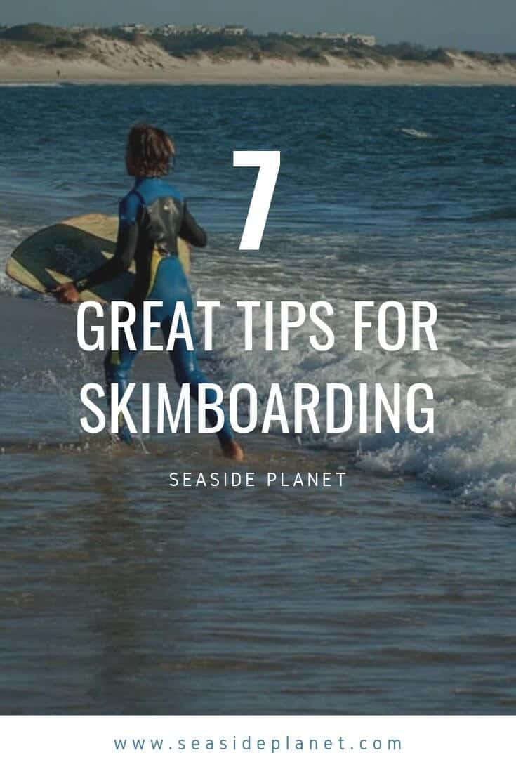 If you have always dreamed of gliding along on the top of powerful waves while still being near the shore, then skimboarding may be a great option for you.