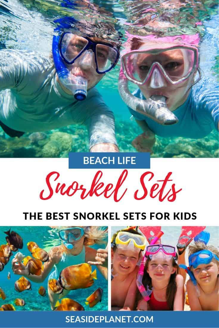 5 Best Snorkel Sets for Kids this Summer: Buyer's Guide