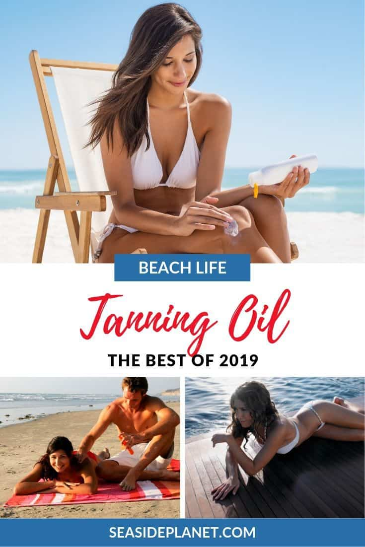 The Best Tanning Oil for the Beach of 2020 [Buying Guide]