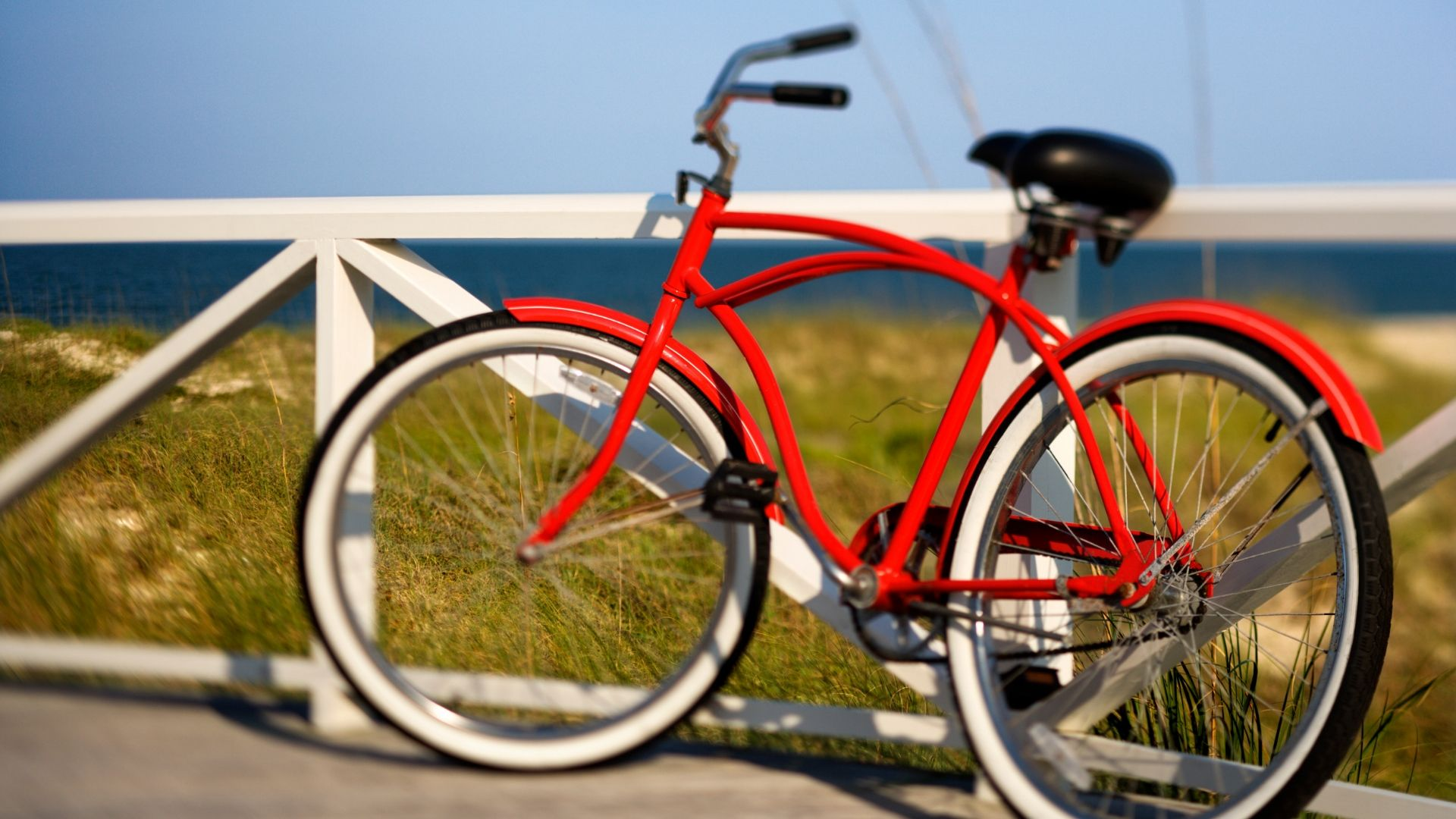 what are beach cruiser bikes