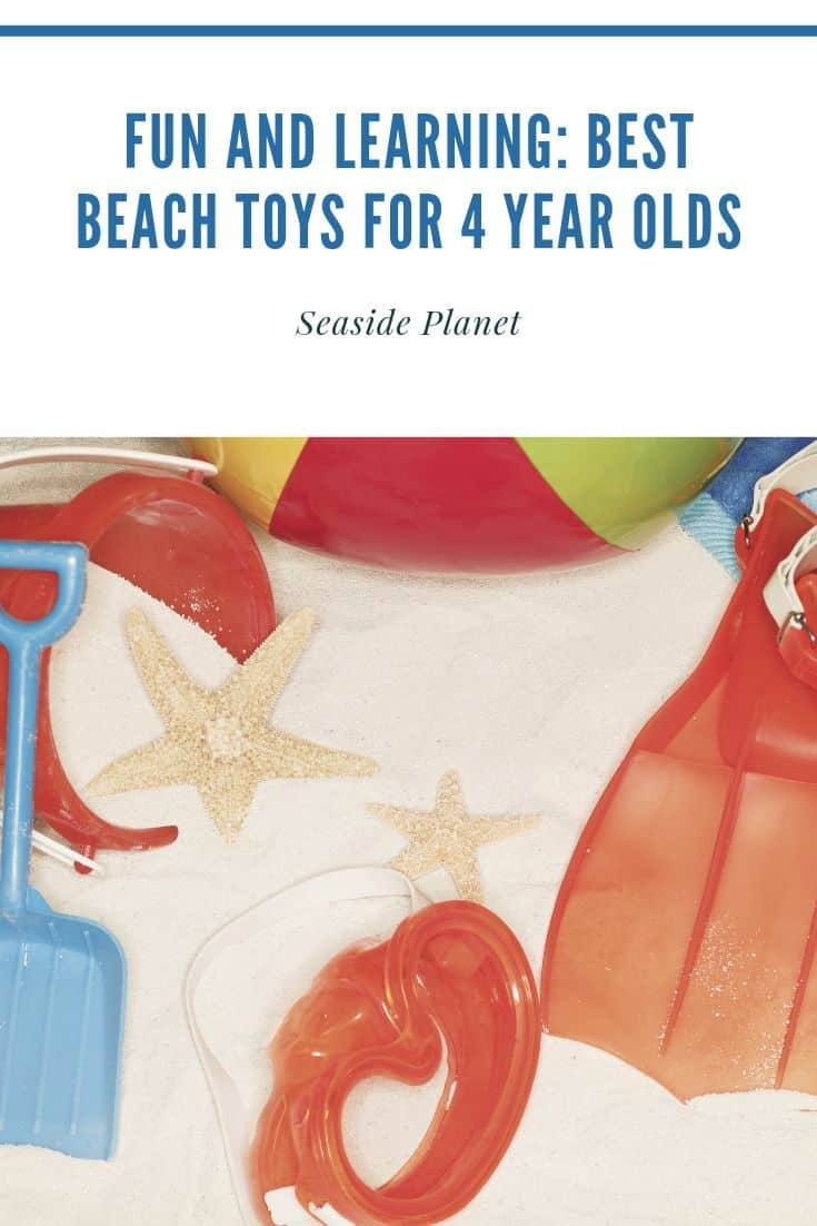 If you are taking your four year old to the beach, then you already know that you are going to have to plan activities so that they are not only entertained, but also safe. To help, we\'ve highlighted some great beach toys for 4 year olds.