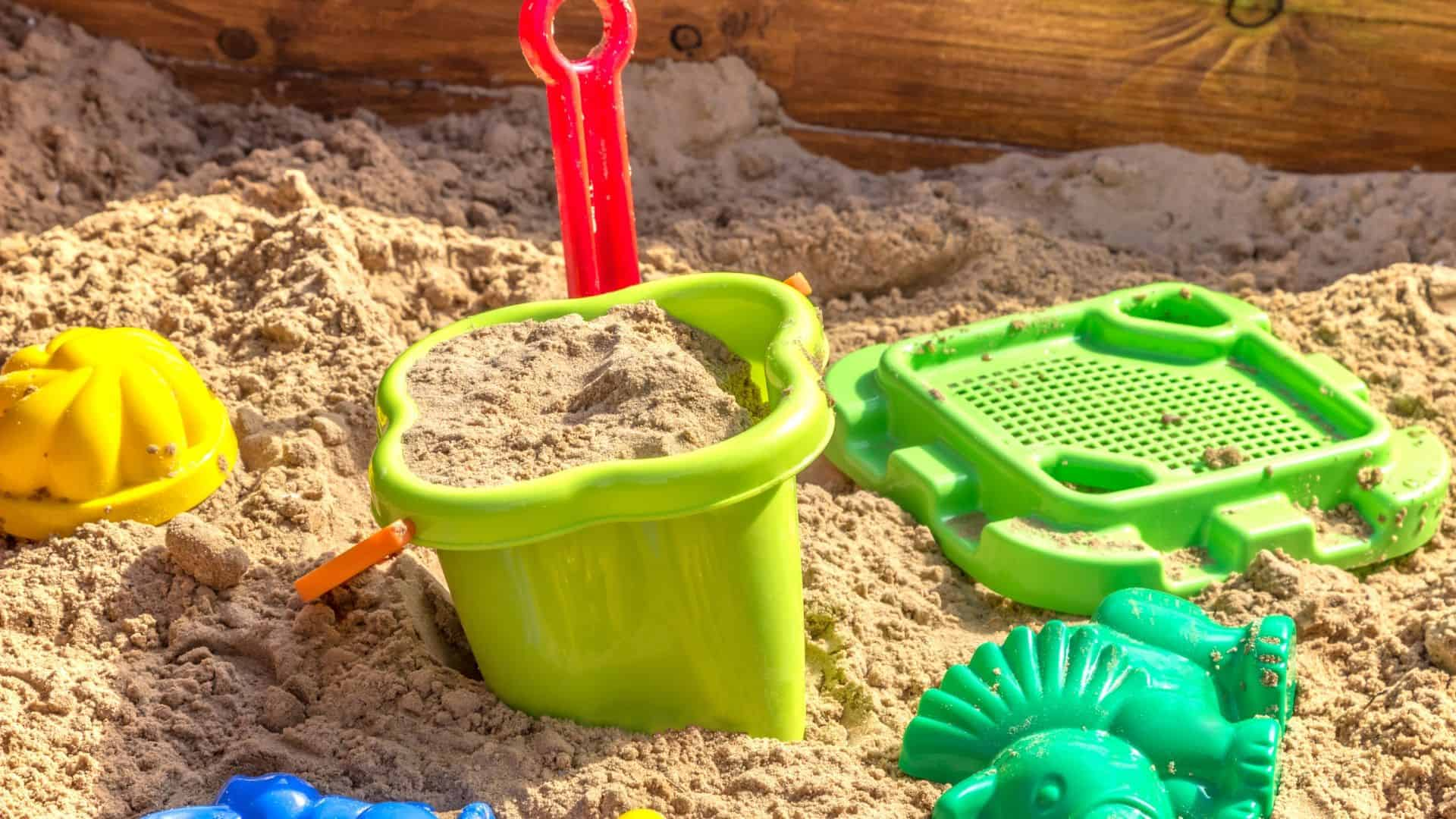 best beach toys for 4 year olds