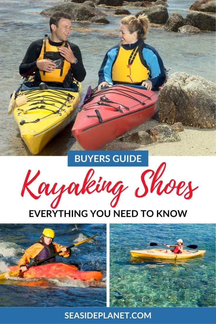 The Search for the Best Kayaking Water Shoes [2020 Buying Guide]
