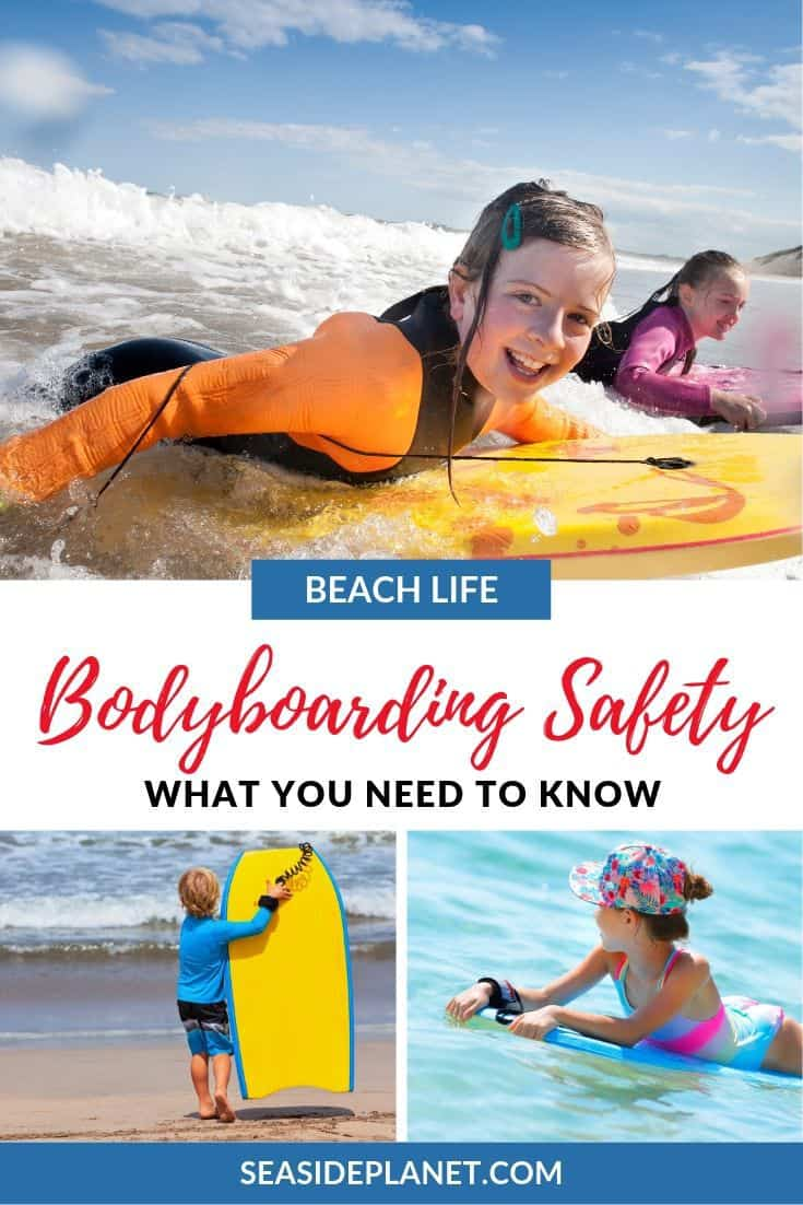 Bodyboarding is a lot of fun and a great way to spend the day at the beach but like any water sport, it's important that you take steps to be as safe as possible. #BeachLife #Beach #Bodyboarding