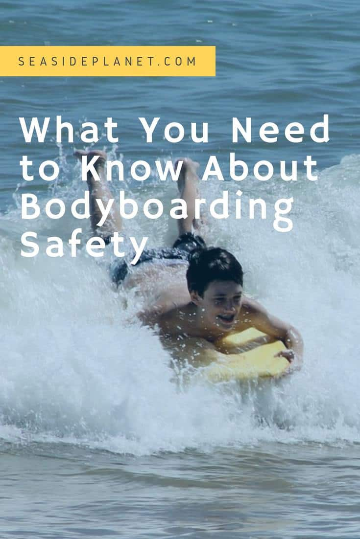 What You Need to Know About Bodyboarding Safety