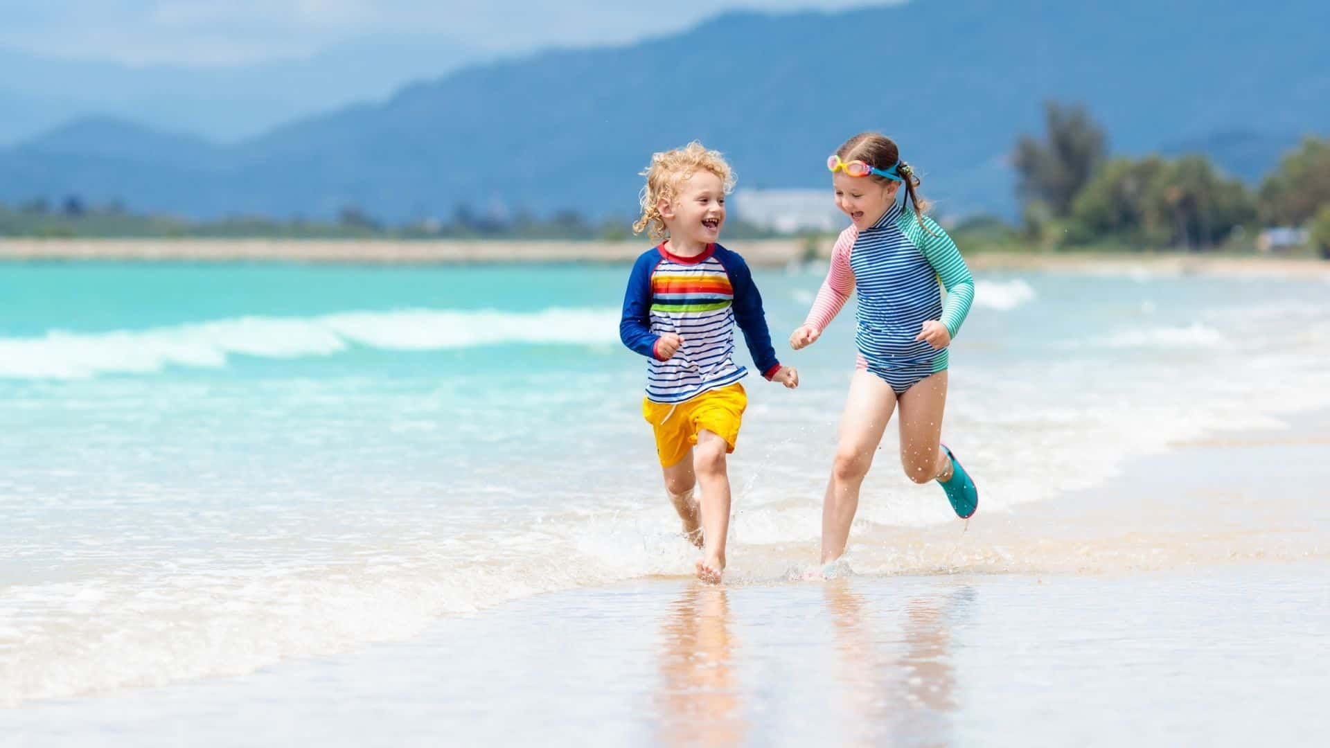 packing list for beach vacation with kids