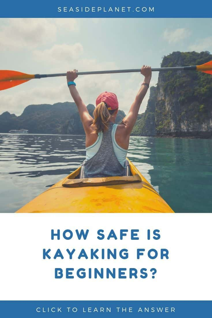 When you respect kayaking, prepare for your time on the water, and understand how to act when you are in a dangerous situation, kayaking can be very safe and enjoyable. #KayakingTips #Kayaking