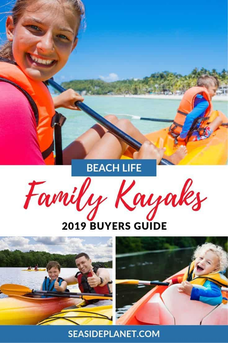 The Best Kayaks for Families of 2020