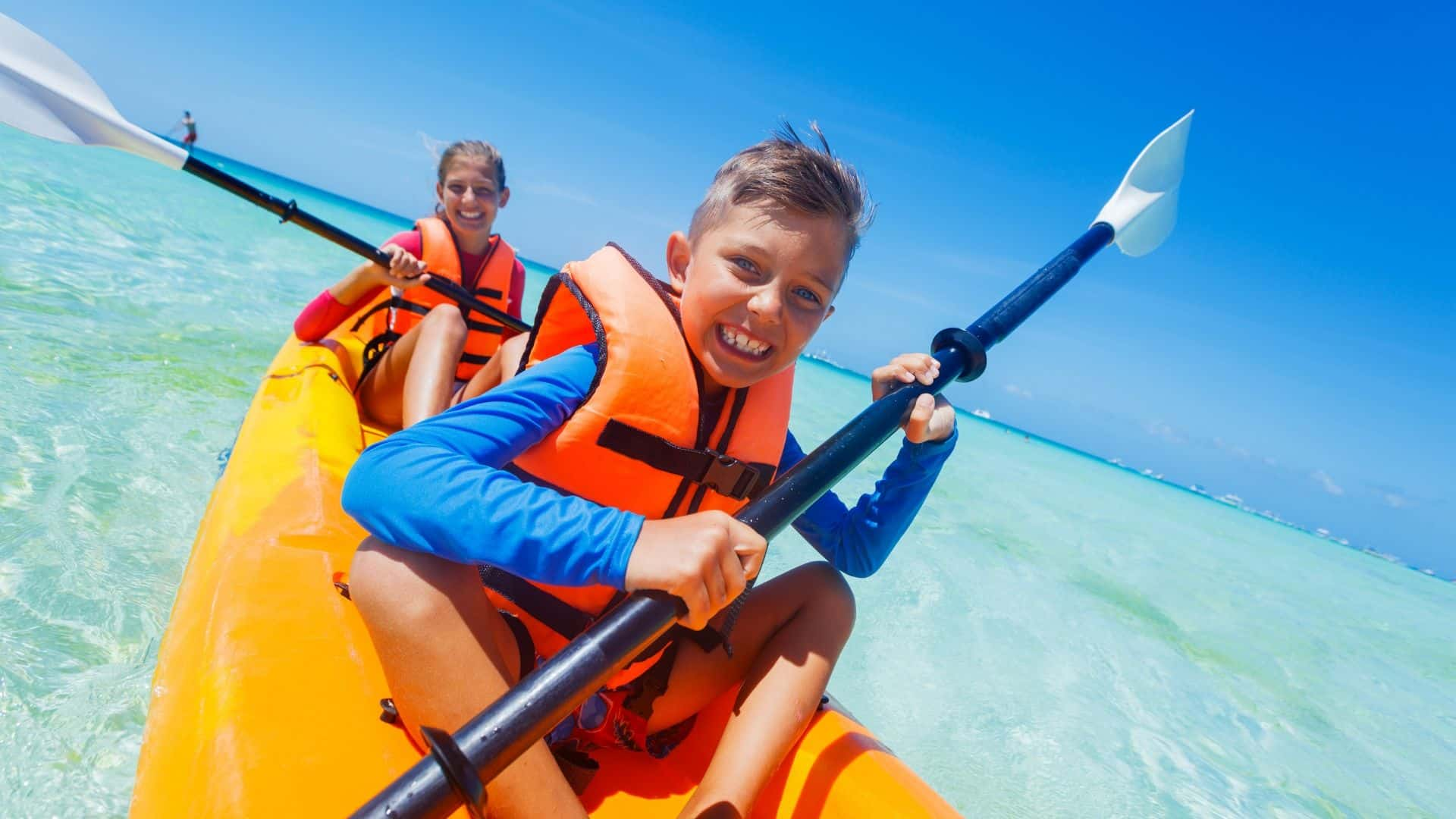best kayaks for families