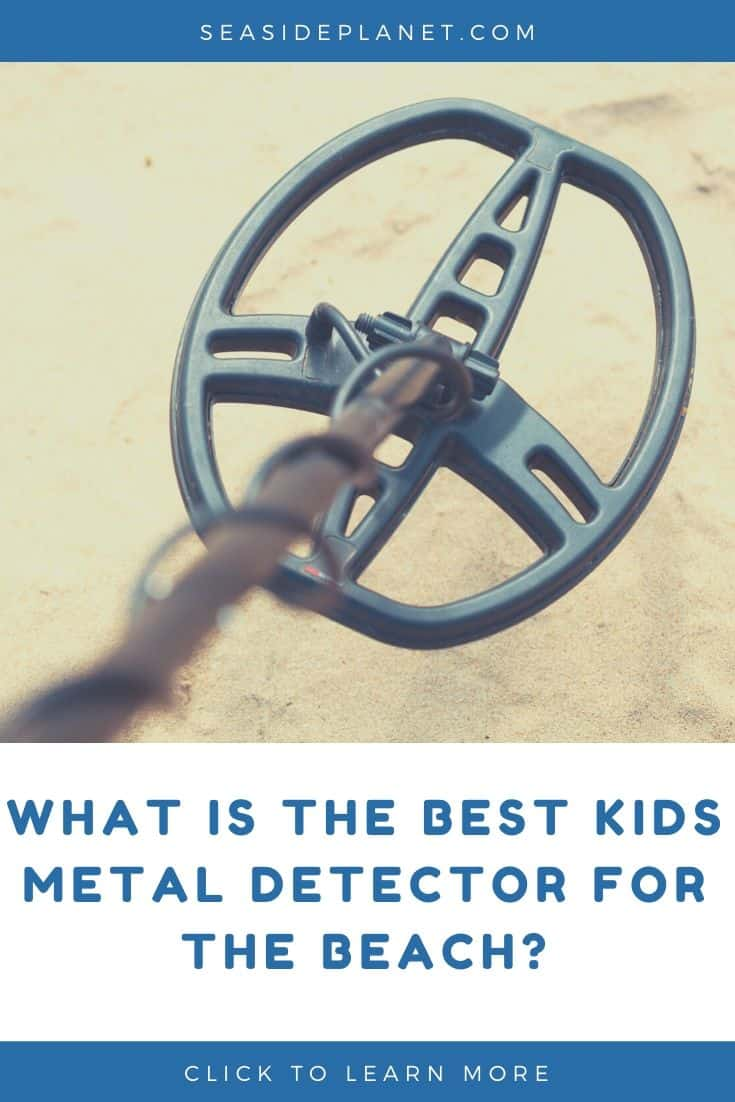 The Best Kids Metal Detector for the Beach of 2021: Buyer's Guide