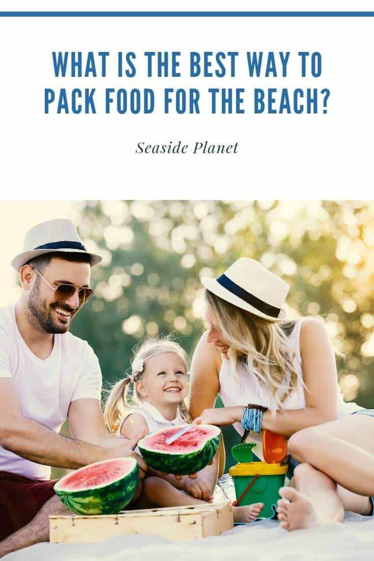 After some trial and error, I have found the best way to pack food for the beach. If you want to enjoy a snack without extra grit, here are several useful tips. #beach #beachlife