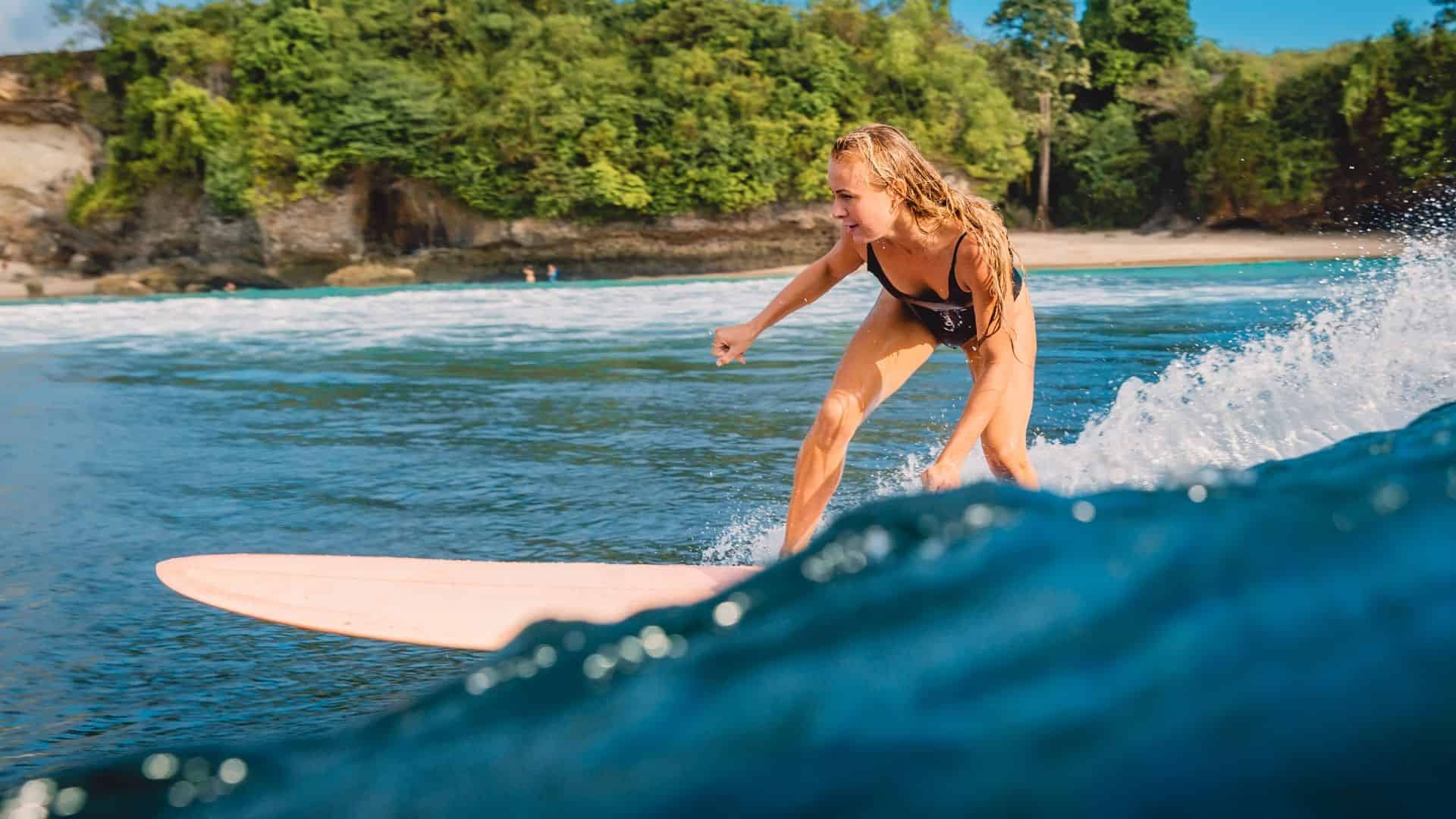 Getting in Shape and Other Reasons to Try Surfing