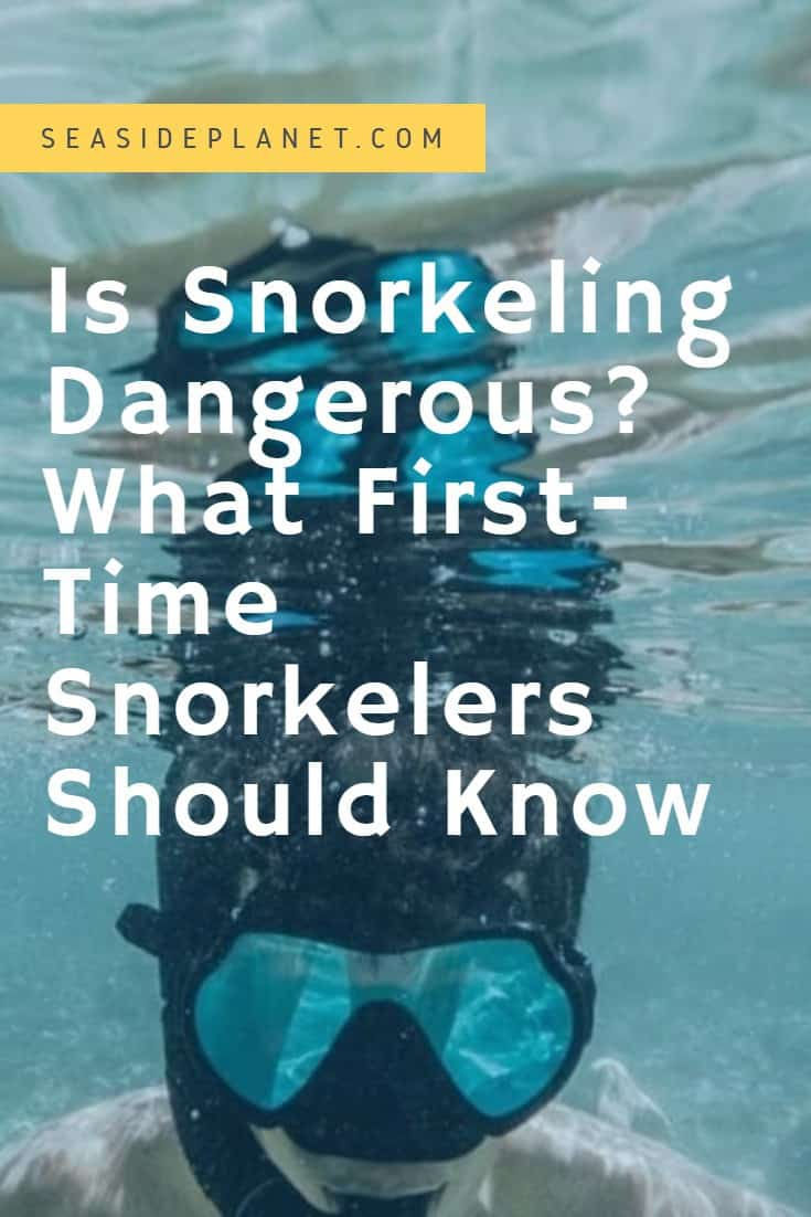 Is Snorkeling Dangerous? What You Should Know
