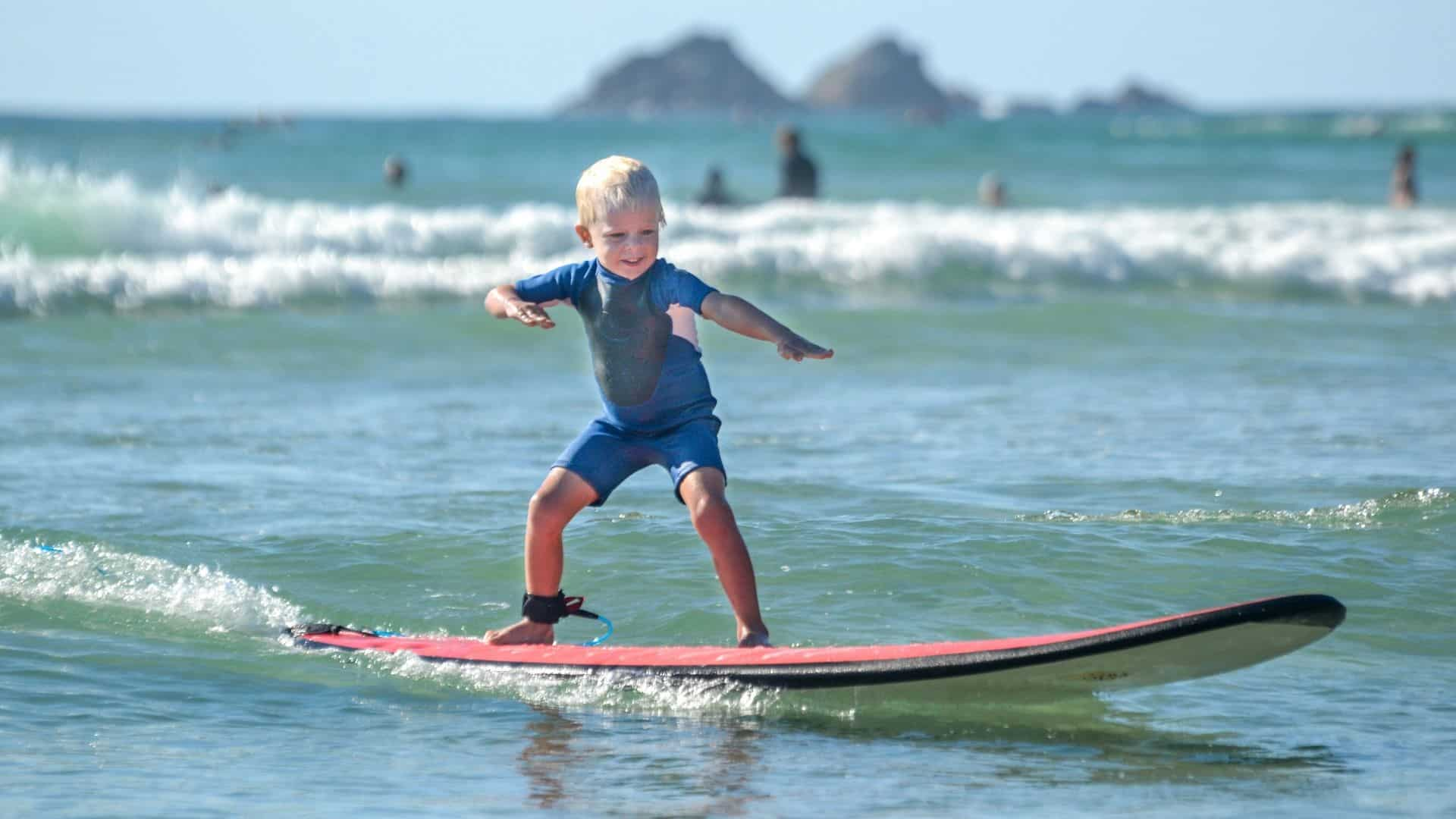 best surfboard for beginner child