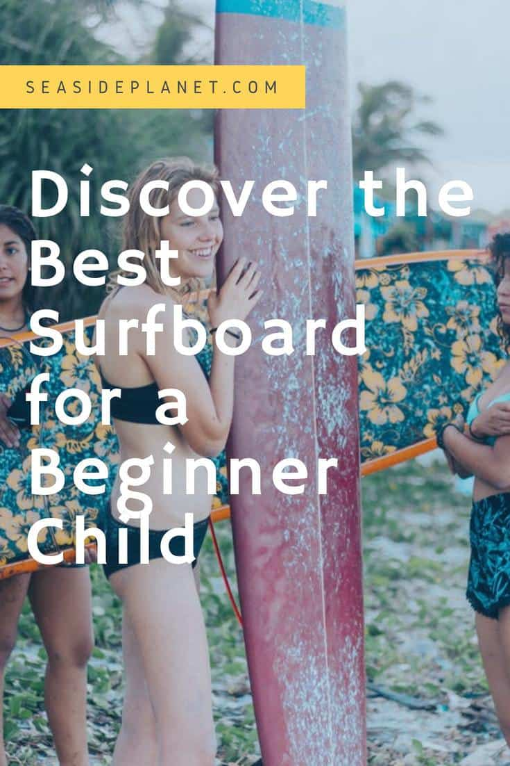 For a child learning to surf, it\'s essential they have the right board. They need one which is easy riding, supportive of mistakes and most of all safe. #BeachLife #Beach #Surfing