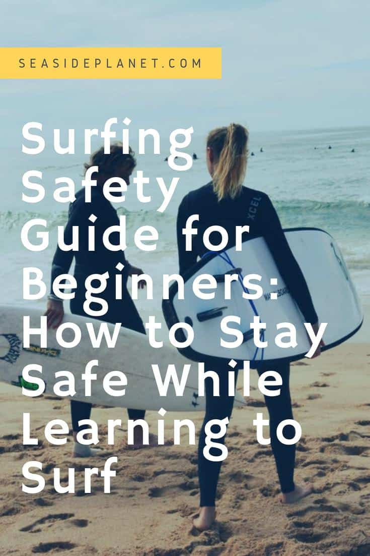 How to Stay Safe While Learning to Surf