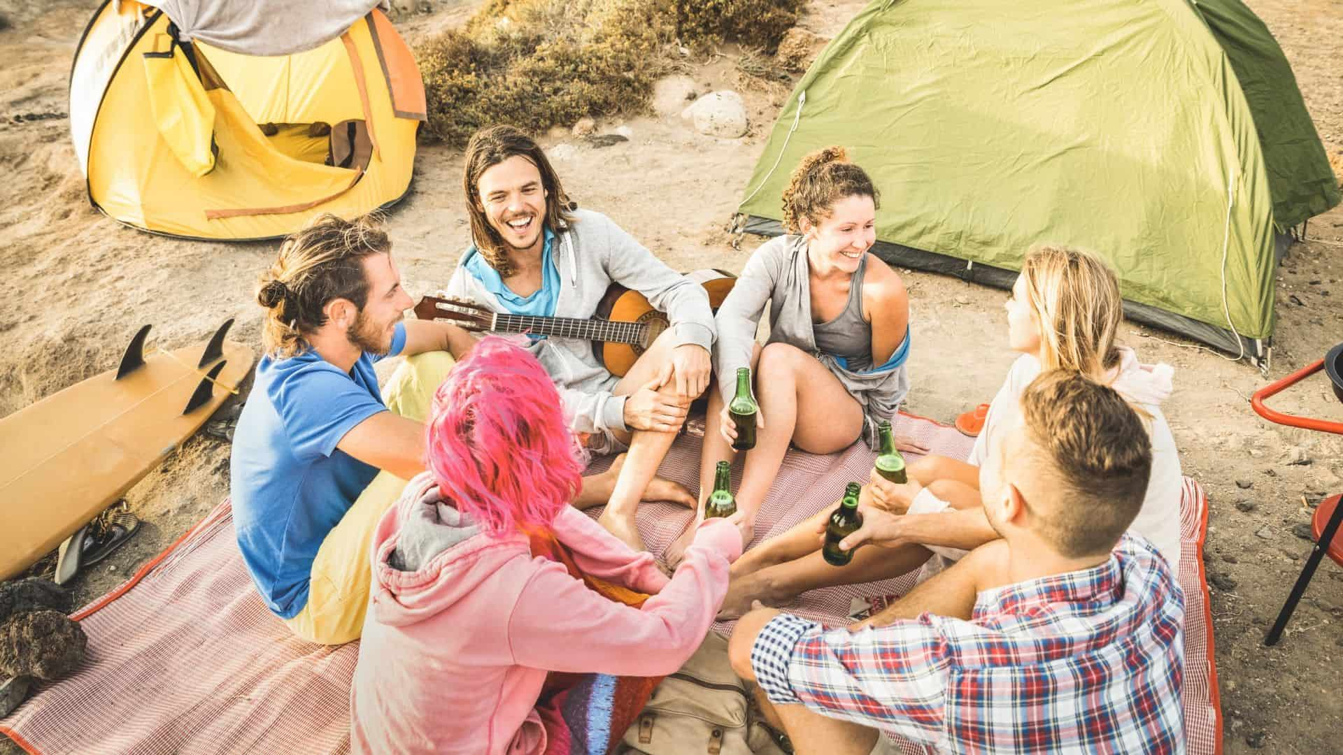 5 Reasons to Try Beach Camping with Your Family