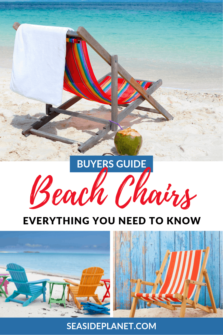 Best Beach Chair of 2021: Complete Reviews with Comparison