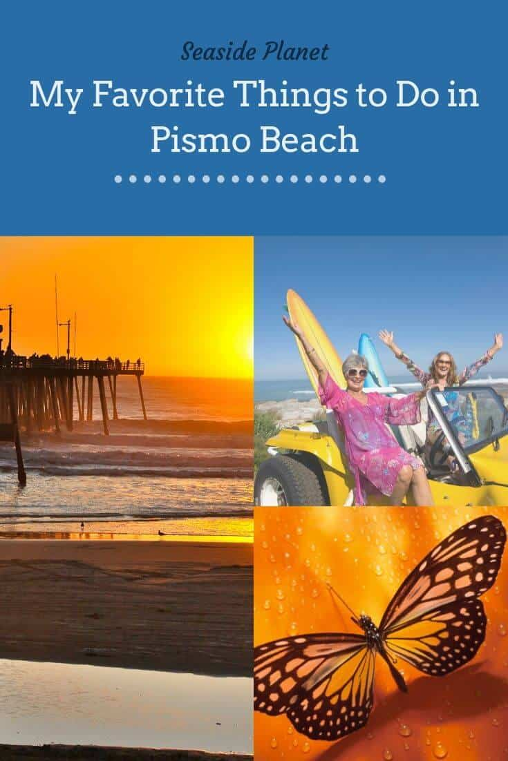Pismo Beach is a wonderful place to visit that offers everything from one-of-a-kind nature attractions to comfortable places to spend the day. #Beach #BeachLife #Vacation