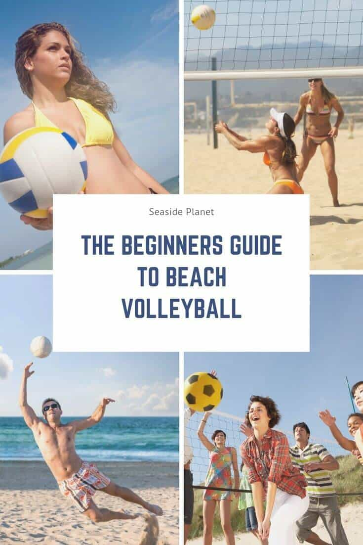 Beach volleyball is an incredibly fun sport and a great way to spend time on any beach trip. Learn how to play beach volleyball with our beginners guide. #beach #beachlife
