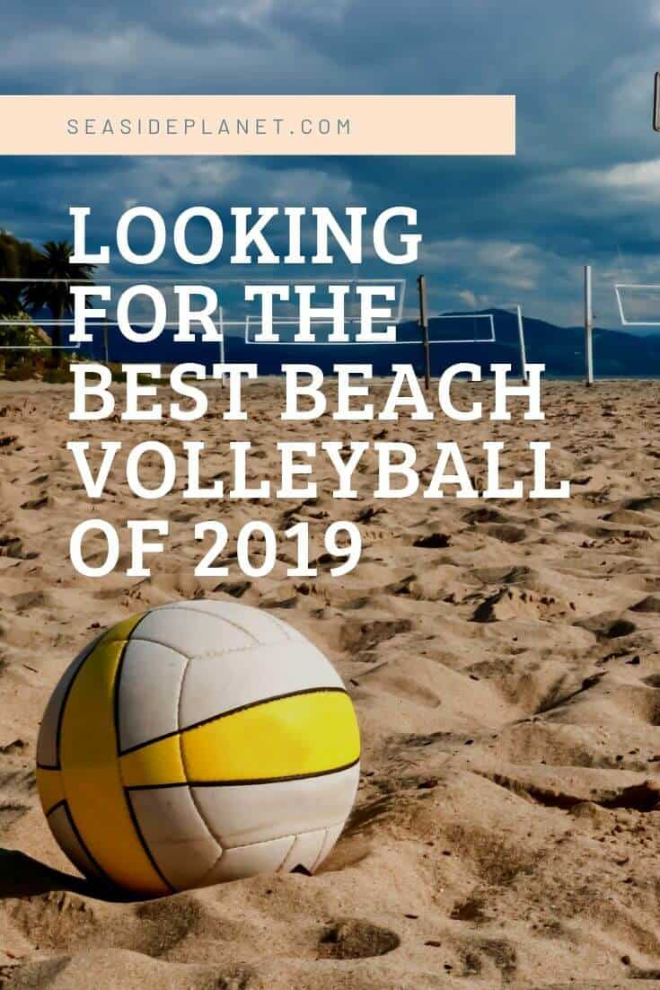 The Best Beach Volleyballs of 2021 [Buying Guide]