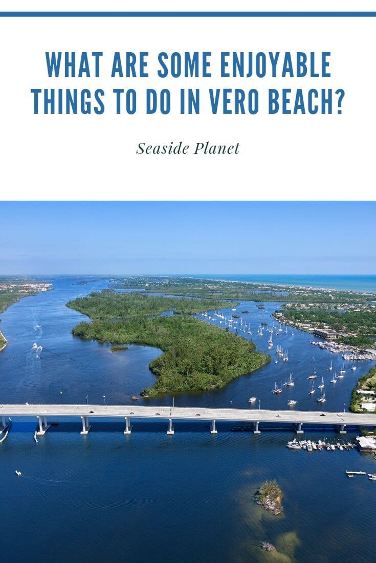 Vero Beach has everything from countless outdoor activities to parks, and even places where I can just observe nature doing its own thing and relax. #beachvacationdestinations #beachvacation