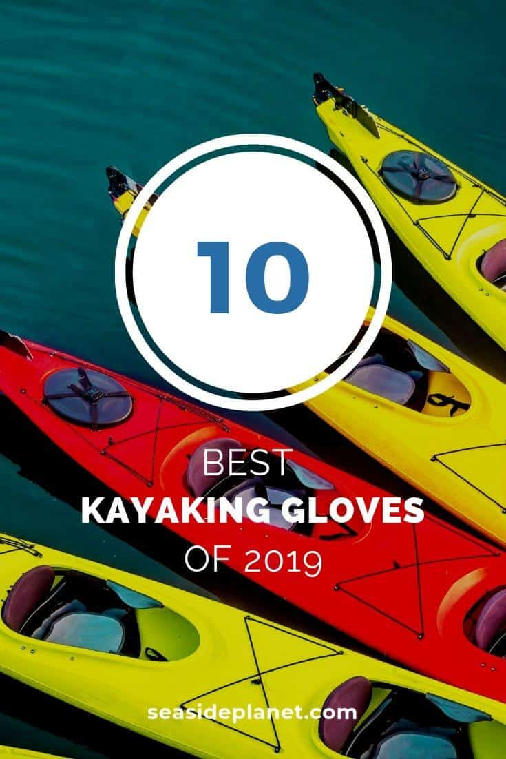 The right kayaking gloves will ensure that you stay comfortable, enhance your grip, and keep you from accidentally dropping your paddle.